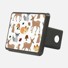 Woodland Creatures Hitch Cover