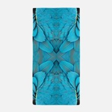 Abstract Feathers Beach Towel