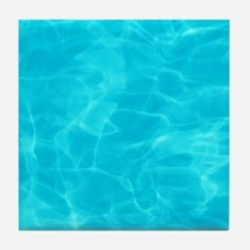Cute Water sports Tile Coaster