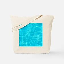 Cute Water Tote Bag