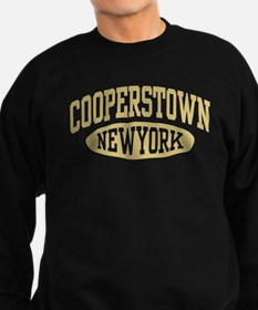 Cooperstown New York Sweatshirt (dark)