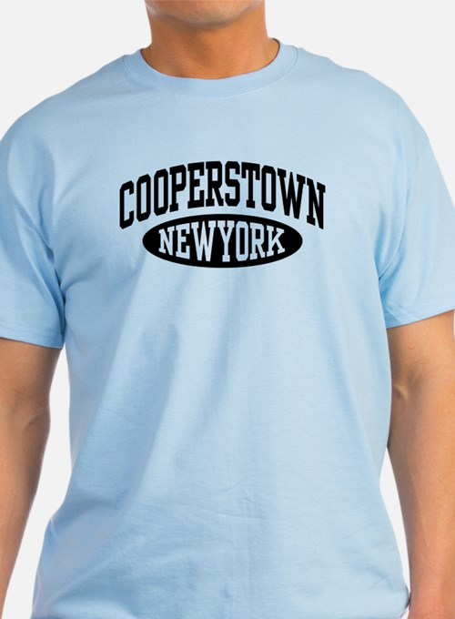 Cooperstown ny t shirts shirts tees custom for New york custom t shirts