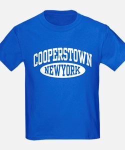Cooperstown New York T