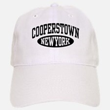 Cooperstown New York Baseball Baseball Cap