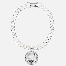 Realistic Tiger Painting Bracelet