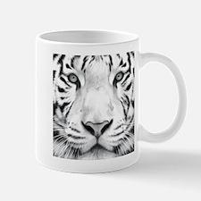 Realistic Tiger Painting Mugs