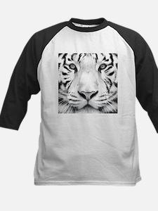 Realistic Tiger Painting Baseball Jersey
