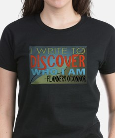Write To Discover-Color T-Shirt