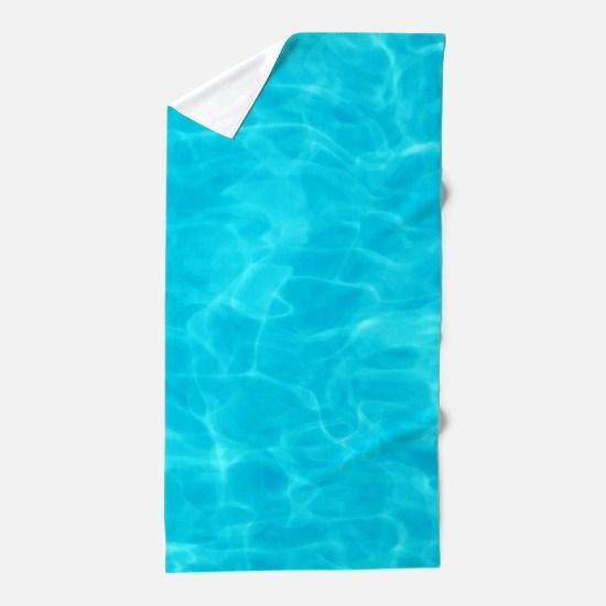 Cool Pool Beach Towel