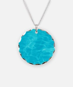 Cool Pool Necklace
