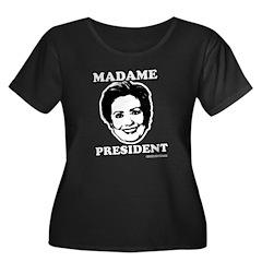 Hillary 2008: Madame President T