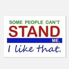 Some People Can't STAND Me Postcards (Package of 8