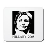 Hillary 2008 Mousepad