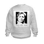 Hillary 2008 Kids Sweatshirt