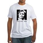 Hillary 2008 Fitted T-Shirt