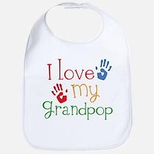 Unique Grandpop Bib