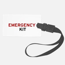 Emergency Kit Luggage Tag - I'm Prepared