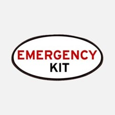 Emergency Kit Patch - I'm Prepared!
