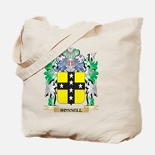 Rossell Coat of Arms - Family Crest Tote Bag