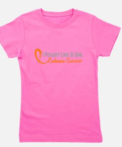 Fight like girl Girl's Tee