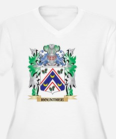 Rountree Coat of Arms - Family C Plus Size T-Shirt