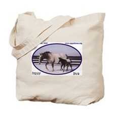 2002 Foals Tote Bag
