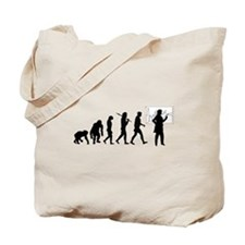Development of mankind Tote Bag
