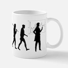 Development of mankind Mug