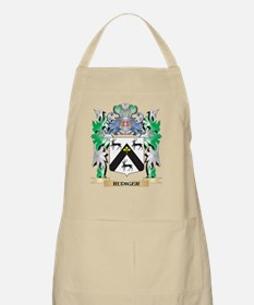 Rudiger Coat of Arms - Family Crest Apron