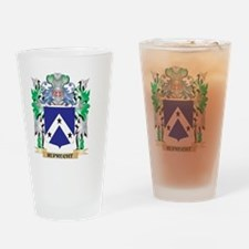 Ruprecht Coat of Arms - Family Cres Drinking Glass