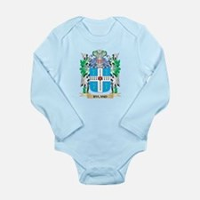 Ryland Coat of Arms - Family Crest Body Suit