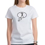 Thinking of Ballerina Women's T-Shirt