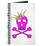 Pink Pirate Royalty Journal