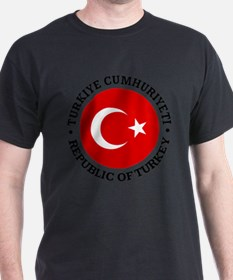Turkey (rd) T-Shirt