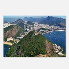 Funny South america Postcards (Package of 8)