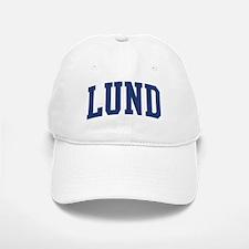 LUND design (blue) Baseball Baseball Cap