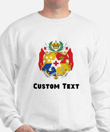 Tonga Coat Of Arms Jumper