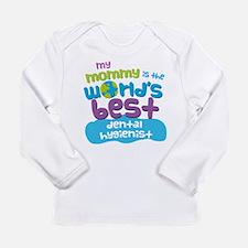 Dental Hygienist Gift f Long Sleeve Infant T-Shirt