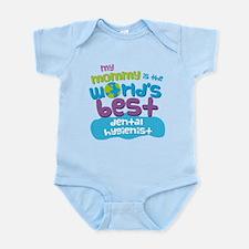 Dental Hygienist Gift for Kids Infant Bodysuit