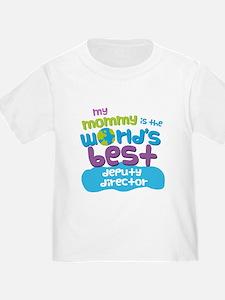 Deputy Director Gift for Kids T
