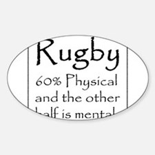 Rugby Decal