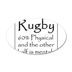 Rugby Wall Sticker