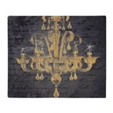Chandelier Fleece Blankets