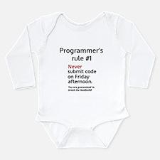 Programmer's rule #1 Body Suit