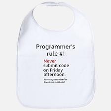 Programmer's rule #1 Bib
