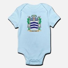 Santino Coat of Arms - Family Crest Body Suit