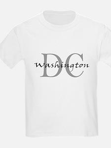 Washington thru DC T-Shirt