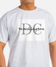 Washington thru DC T-Shirt