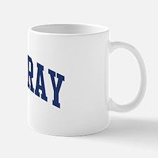 MCMURRAY design (blue) Mug