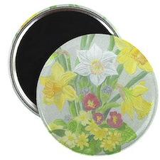 Unique Daffodil Magnet